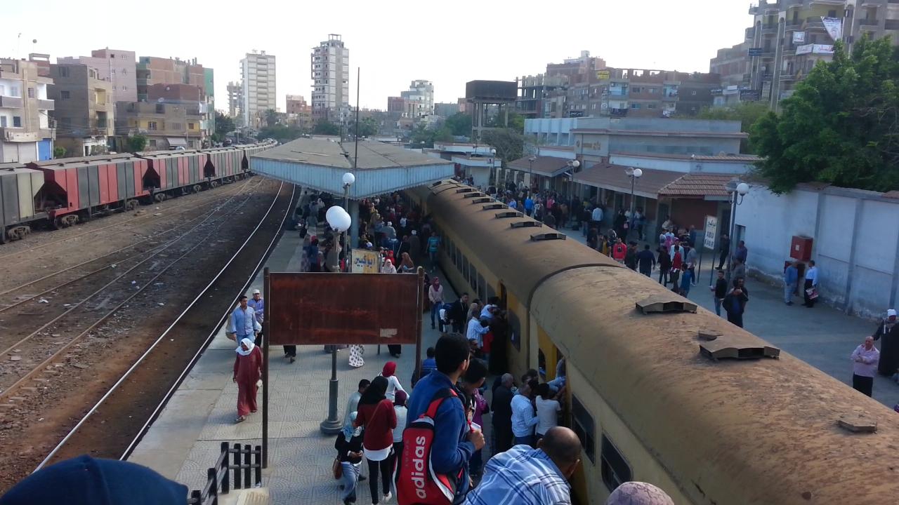 صورة رئيس السكة الحديد: اليوم حجز تذاكر قطارات عيد الأضحى