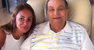علاء مبارك يكشف عن الحالة الصحية لوالده