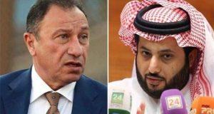 لجنة مراجعة تبرعات تركي آل الشيخ للأهلي
