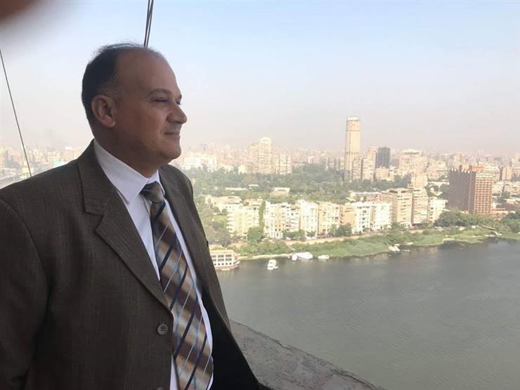 صورة من هو الدكتور «يسري خفاجي» الذي عينمتحدثًا رسميًا للري