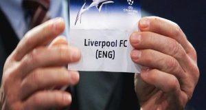 مواعيد مباريات ليفربول في دوري أبطال أوروبا