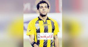أول أهداف محمد صلاح في الدوري المصري