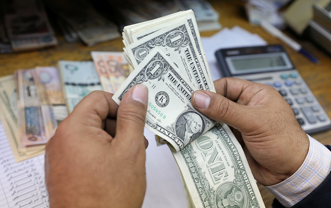 أسعار الدولار اليوم السبت 27 أكتوبر 2018 الشرقية توداي