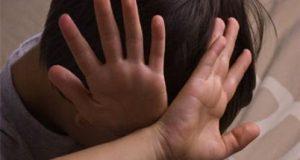 الأعتداء على طفل