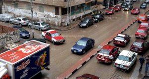 الارصاد الجوية بمحافظة الشرقية