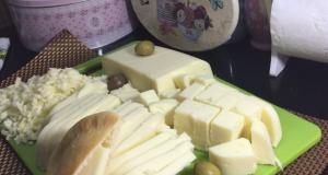 الجبنة الشيدر من فاطمة فؤاد