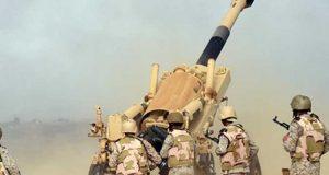 السعودية تتعرض لهجوم من صاروخ حوثي