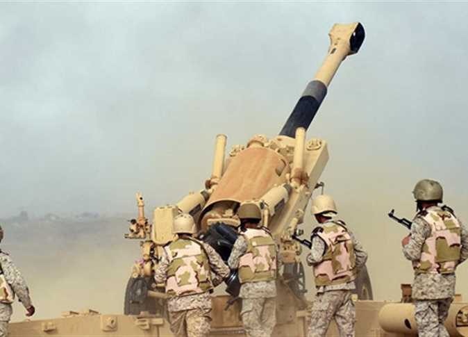صورة السعودية تتعرض لهجوم من صاروخ حوثي