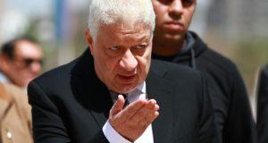 اللجنة الأوليمبية المصرية تقرر إيقاف وتجميد مرتضى منصور