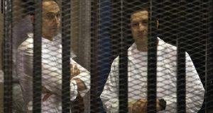 النقض ترفض تصالح مبارك ونجليه