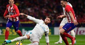 بث مباشر مباراة ريال مدريد وأتليتكو مدريد