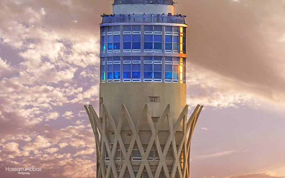صورة برج القاهرة يجمع بين الإثارة والاسترخاء