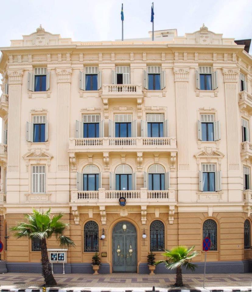 المعهد السويدي بالأسكندرية
