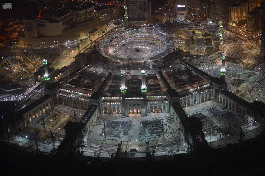 صورة تعرف على تاريخ ومعالم المسجد الحرام