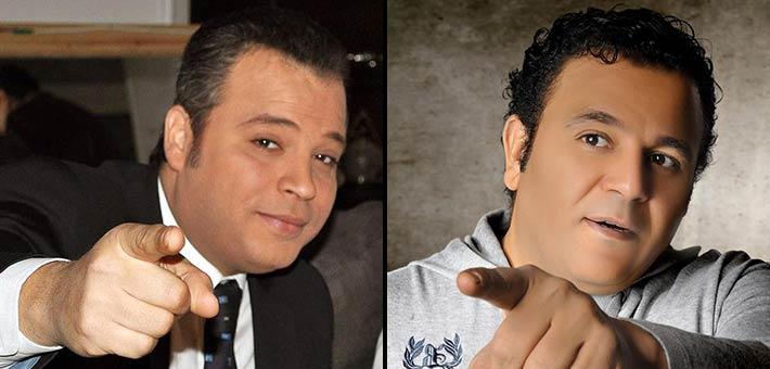 تامر عبد المنعم على الحكم بحبسه