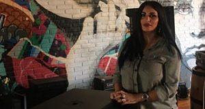 زوجة أحمد الفيشاوي التي أثارت الجدل