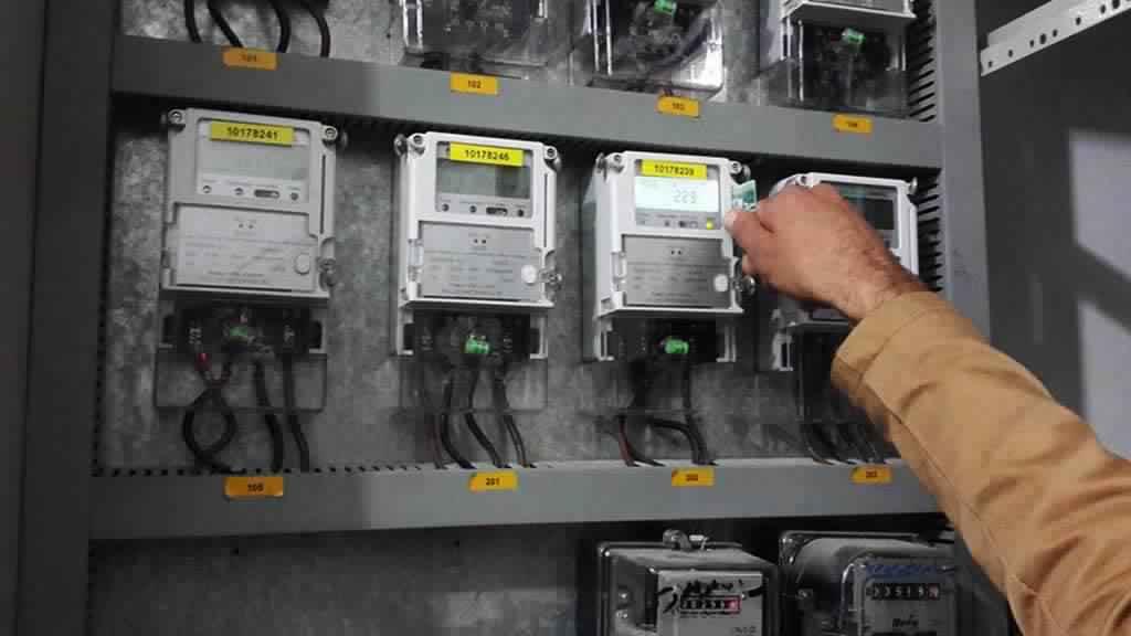 عدادات الكهرباء