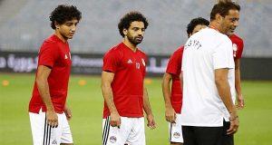 موعد عودة محمد صلاح للملاعب