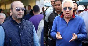 مرتضى منصور يشطب عضوية هاني العتال