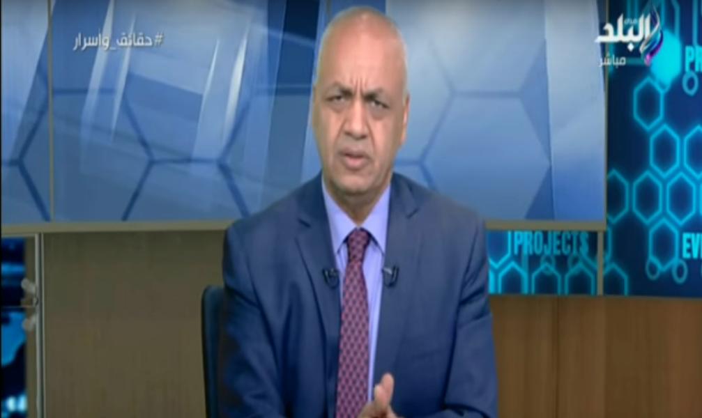 صورة مصطفي بكري: إقالة رئيس التليفزيون من منصبه