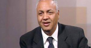 مصطفى بكري عن لميس الحديدي