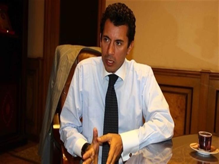 وزير الرياضة يصدم مرتضى منصور