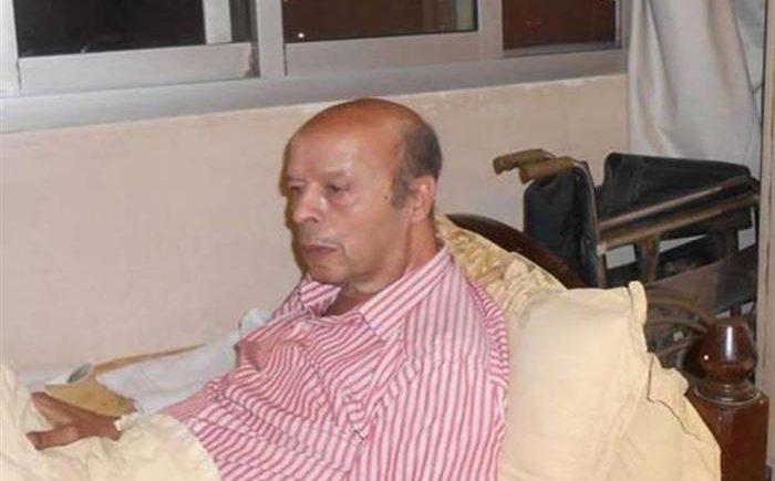 صورة وفاة نجم الأهلى السابق صفوت عبدالحليم فى حريق