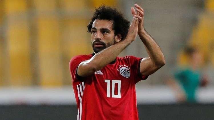 صورة رسالة مؤثرة من لاعب الزمالك لمحمد صلاح قبل إعلان جائزة أفضل لاعب