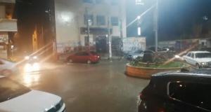 أمطار شديدة تضرب محافظة الشرقية والأرصاد تعلق