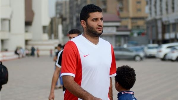 صورة أمير عزمي مجاهد يتراجع في قرار رحيله عن الزمالك