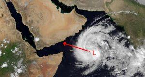 الأرصاد تكشف تفاصيل إعصار يضرب مصر