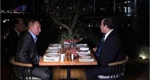السيسي و بوتين