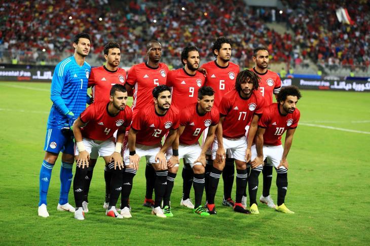 صورة موعد مباراة مصر وتونس اليوم