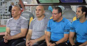 سبب إستقالة حسام حسن من تدريب المصري البورسعيدي