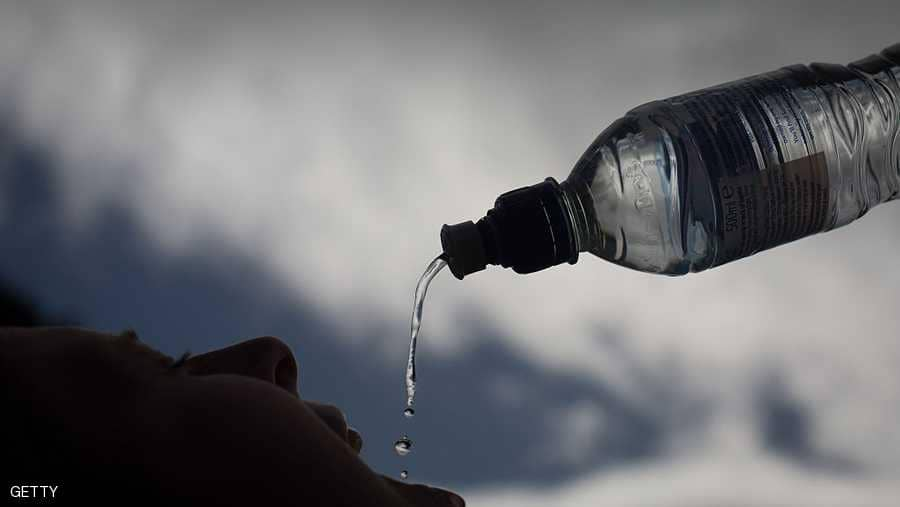 صورة سيدة لم تشرب الماء من 64 سنة ولازالت على قيد الحياة