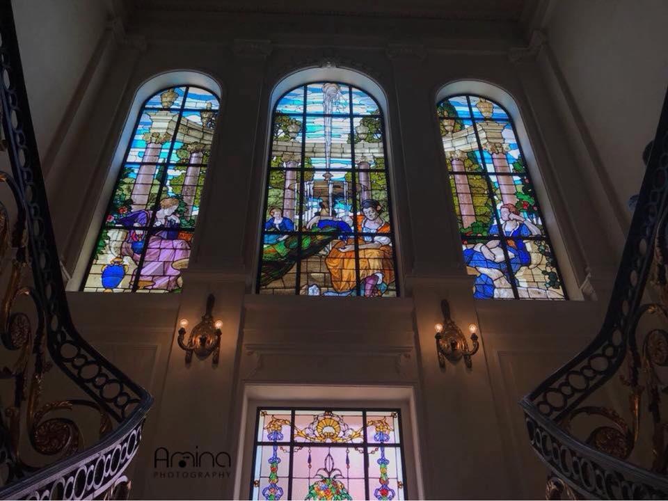 صورة قصر عائشة فهمي ..تحفة معمارية في الزمالك والدخول مجانًا