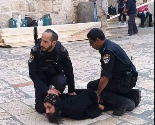 صورة أول رد من الخارجية على واقعة اعتداء إسرائيلي على عدد من الآباء التابعين لكنيسة مصرية في القدس