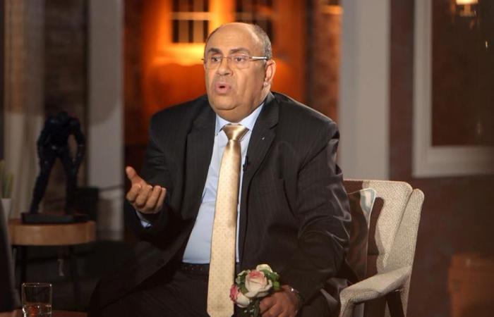 صورة رد مبروك عطية بعد الهجوم عليه لوصفه المنتقبات بالرجال