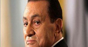 محكمة الجنايات تستدعي مبارك