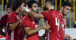 مصر تفوز على سوازيلاند برباعية
