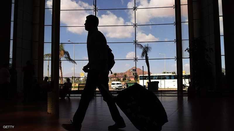 صورة بدء التشغيل التجريبي لمطار سفنكس الدولي بتكلفة 300 مليون جنيه