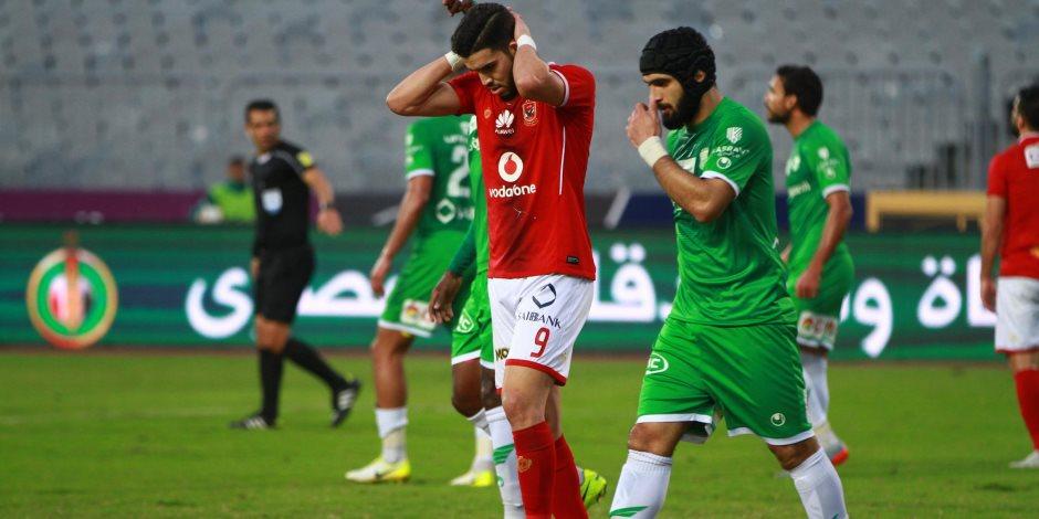 صورة موعد مباراة الأهلي والاتحاد السكندري في الدوري المصري