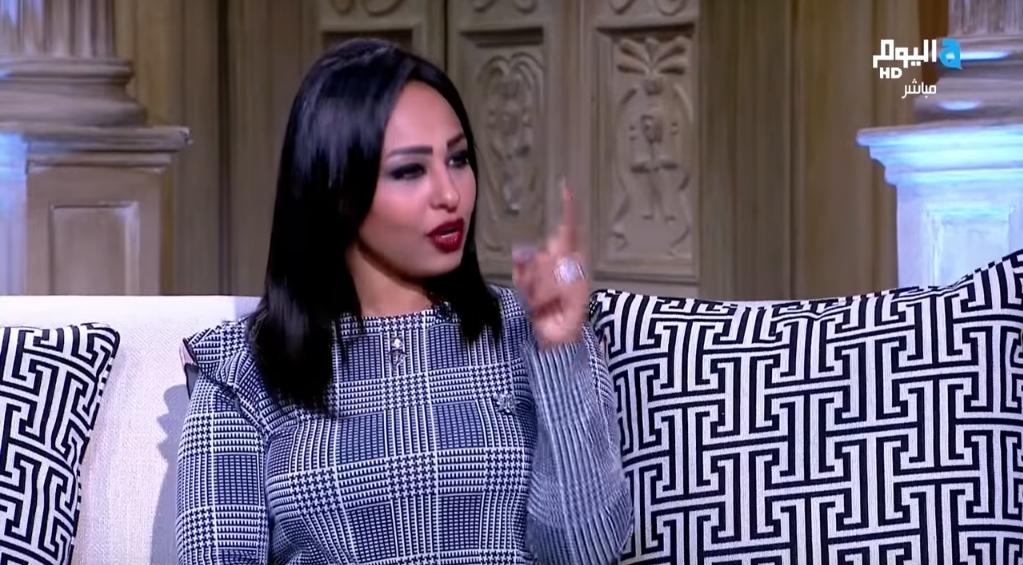 مي حسن تحكي قصة زواجها من محمد منير