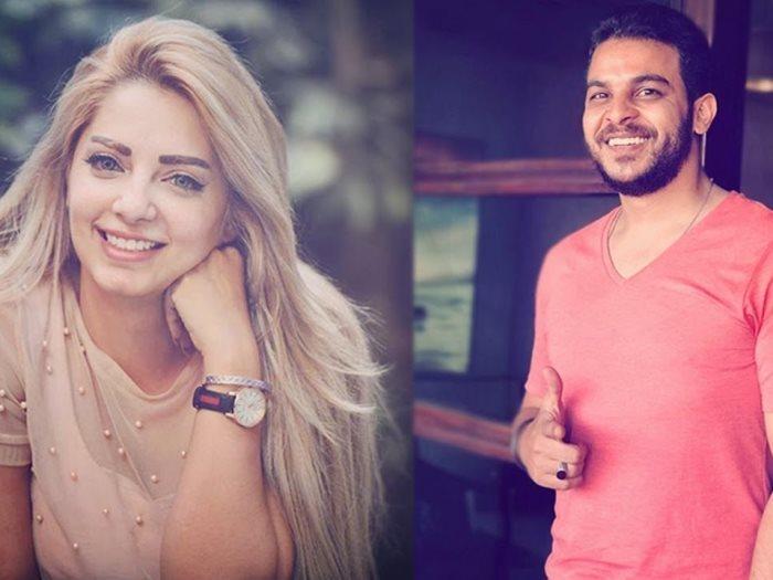 صورة الصور الأولى من حفل زفاف محمد رشاد ومي حلمي