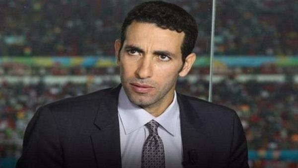 صورة أول رد من أبو تريكة على دعوة الكاف لحضوره قرعة الأمم الأفريقية 2019 في مصر