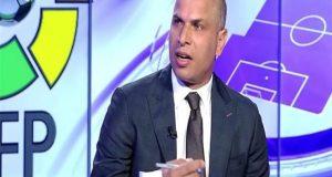 وائل جمعة يهاجم حارس الأهلي
