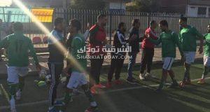 أبو حماد يفوز على السادات وديا بثلاثية