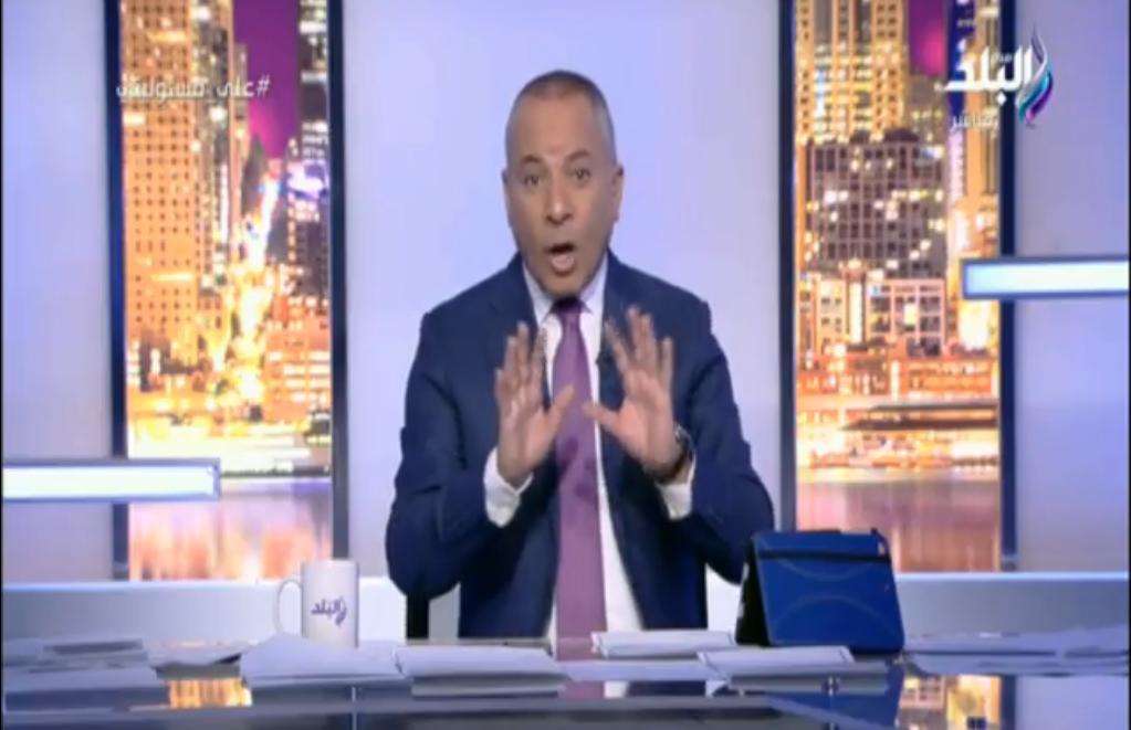 أحمد موسى يوجه رسالة نارية لوزير التموين