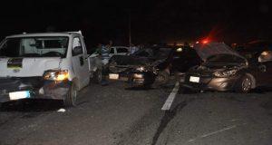 إصابة شخص في حادث مروع على طريق «الزقازيق - أبوكبير»