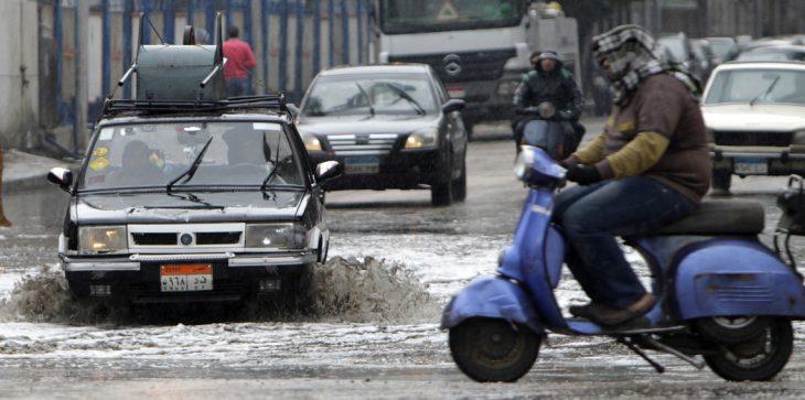 الأرصاد تحذر المواطنين من سيول اليومين المقبلين